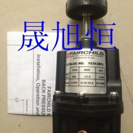 苏州代理美国FAIRCHILD气压调节器10222