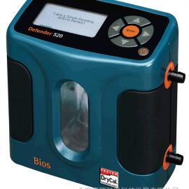 美国BIOS流量校准器Defender 520流量校准器
