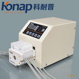 厂家直销蠕动泵BT100-1J基本型蠕动泵DG泵头多通道实验室蠕动泵