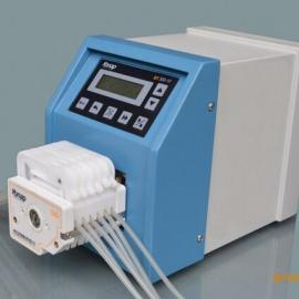 科耐普蠕动泵BT100-1F分配型蠕动泵多通道实验室蠕动泵价格合理直