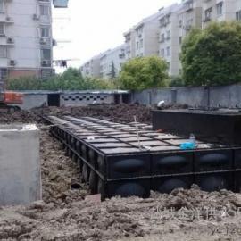 地埋式消防箱泵一体化恒压给水设备