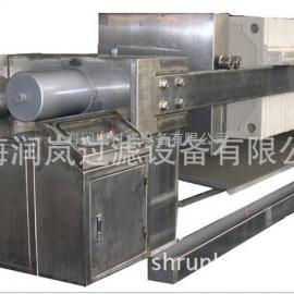 食品级板框压滤机 自动板框压滤机 不锈钢板框压滤机