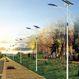 太阳能庭院灯助力前面小康社会建设