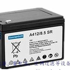 A412/32 G6德国阳光蓄电池,12v33ah德国阳光铅酸蓄电池EUROBAT等
