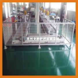 无锡流水线围栏 无锡流水线机器安全围栏/铝型材安全防护栏