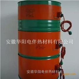 华阳供应200升油桶加热带1740*250/2KW工业油桶加热伴热器