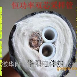 华阳生产烟气伴热取样管HYBRG-D42-φ8*2伴热管线