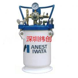 厂家直销,日本岩田压力桶10L20L自动搅拌压力桶