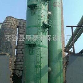 25吨燃煤锅炉除尘脱硫塔(设备)