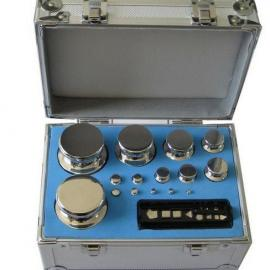 厂家直供各种等级2Kg-1mg套装不锈钢砝码带批发零售