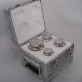 现货供应1kg-5kg砝码铝合金箱子套装