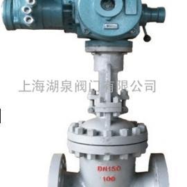 6.4MPA电动闸阀dn80高压铸钢电动闸阀