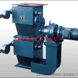 XF电动/电液动/气动/重锤 单(双)层卸灰阀、翻板阀
