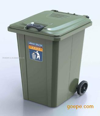 不锈钢垃圾桶图片