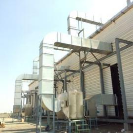 紫外线光催化净化装置 UV光解空气净化器 有机废气处理系统