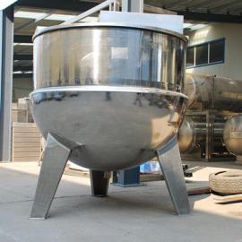 带搅拌夹层锅,燃气夹层锅,卤花生夹层锅