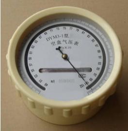 高原型DYM3-1空盒气压计精密大气空盒气压表优质膜盒压力表