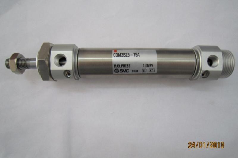 日本smc标准气缸原装正品图片