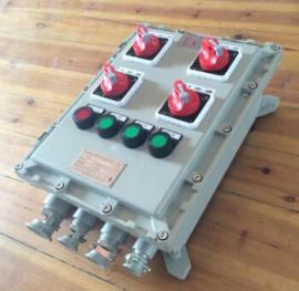 防爆现场控制箱BXK-dIIBT4