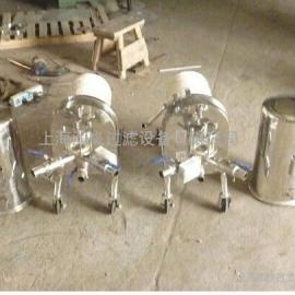 不锈钢硅藻土过滤器、不锈钢硅藻土过滤机、卧式硅藻土过滤机