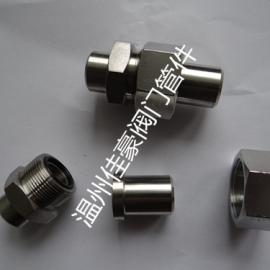 精品JB/T966,JB/T970焊接式直通中间管接头