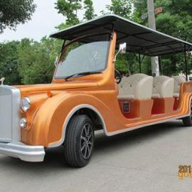 泰安东平电动游览车