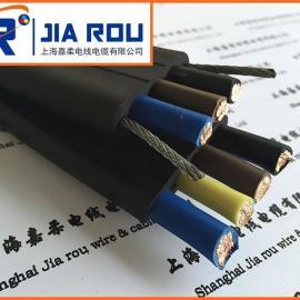 叉车扁导线厂家-上海嘉柔电线导线多国公司