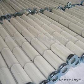 混凝土搅拌站除尘滤筒 水泥仓行业防水除尘滤筒滤芯报价