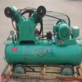 汉中无油空压机WW-0.9/7 陕西螺杆空压机/空压机配件