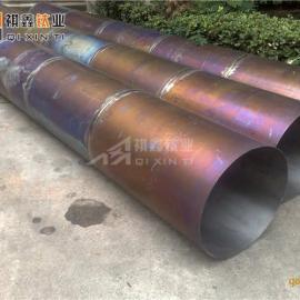祺鑫 氩弧焊 厚壁 钛焊管