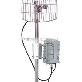 5.8室外模拟无线监控系统数字无线监控系统云台指令无线视频监控