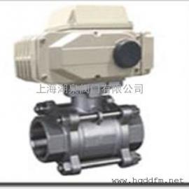 不锈钢电动球阀SQ911FQ-16P