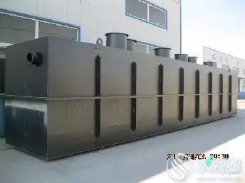 广西生活污水处理设备 地埋式一体化生活污水处理设备