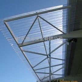 太原雨棚阳光板/太原pc阳光板