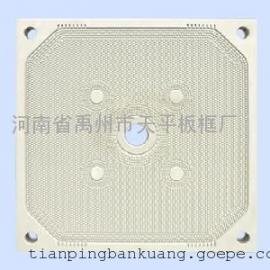 禹州天平1000型隔膜式压滤机聚丙烯滤板