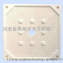 禹州天平1000型厢式压滤机聚丙烯滤板