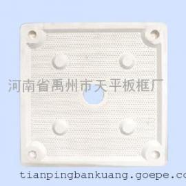 禹州天平800型厢式压滤机聚丙烯滤板