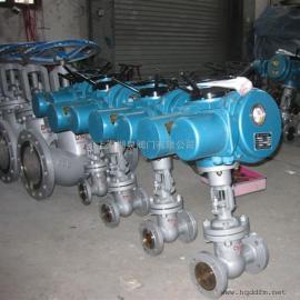 上海湖泉dn500电动闸阀矿用防爆大口径电动闸阀