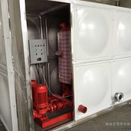 保温型图集WHDXBF-18-18/3.6-30-I箱泵一体化
