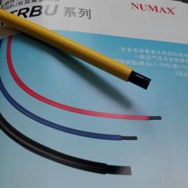 NUMAX双层PU管10×6.5 进口阻燃气管