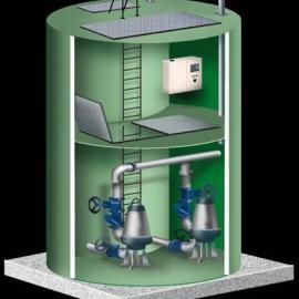 一体化泵站价格,一体化泵站厂家,专业一体化泵站供应