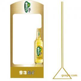 生产供应有机玻璃T型台卡