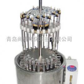 青岛尚德 SN-SY12水浴氮吹仪 氮气吹扫仪 环保检测