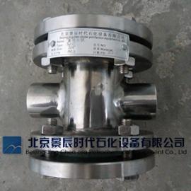 SJ-DN25 不锈钢304材质 (螺纹连接)水流管道视镜