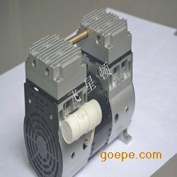 飞星顿无油活塞式 真空泵 HS-200V 无油微型压缩机 医疗机械真&