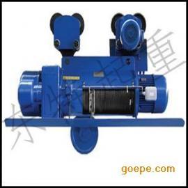 HC型钢丝绳电动葫芦/1吨单速钢丝绳电动葫芦
