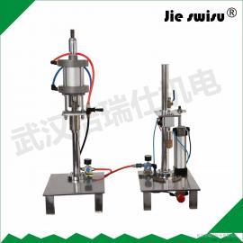 CJXH-1600G 二元水基型气雾剂灌装机