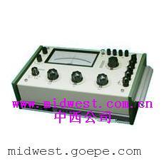 双臂电桥校验标准器  型号:ZXYS/ZY4