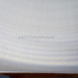 新型自动铝型材拉丝机