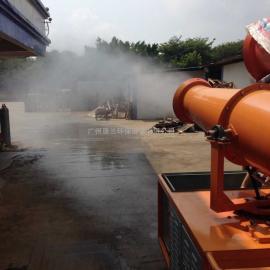 深圳工地降尘雾炮